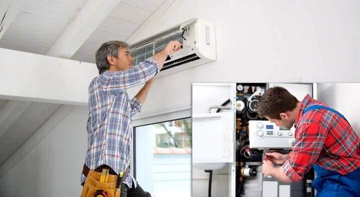 caldaie e climatizzatori
